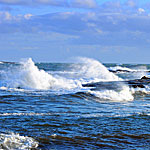Maine Landscape Photography—Schoodic Waves